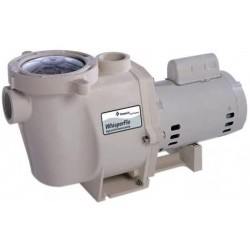 011771 WhisperFlo High Performance Standard Efficiency Single Speed Up Rated Pump, 3/4 Horsepower, 115/230 Volt, 1 Phase
