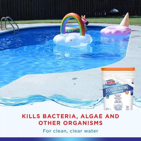 42041 3-inch Chlorinating Tablets Swimming Pool Chlorine, 35 lbs
