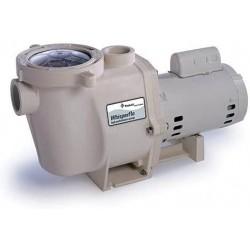 011516 WhisperFlo High Performance Energy Efficient Single Speed Full Rated Pool Pump, 3 Horsepower, 208-230 Volt, 1 Phase