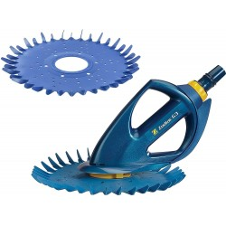Baracuda G3 Kit with Advanced Suction Side Automatic Pool Wall/Floor Cleaner and Additional Finned Disc